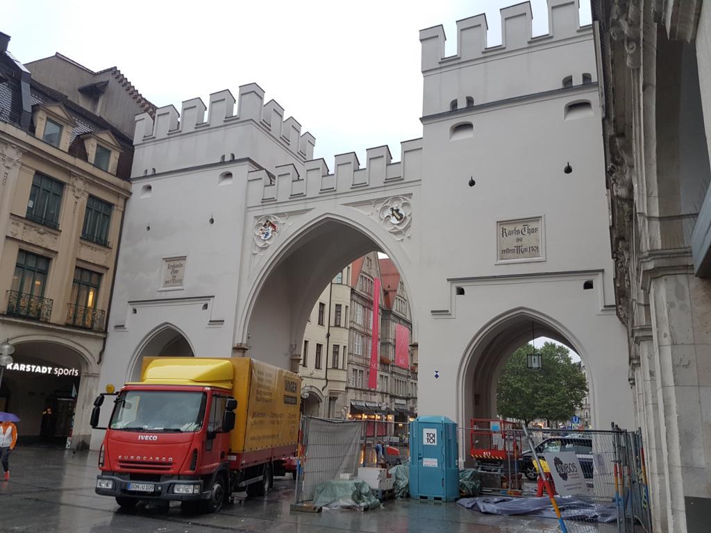 Karlsplatz / Stachus München